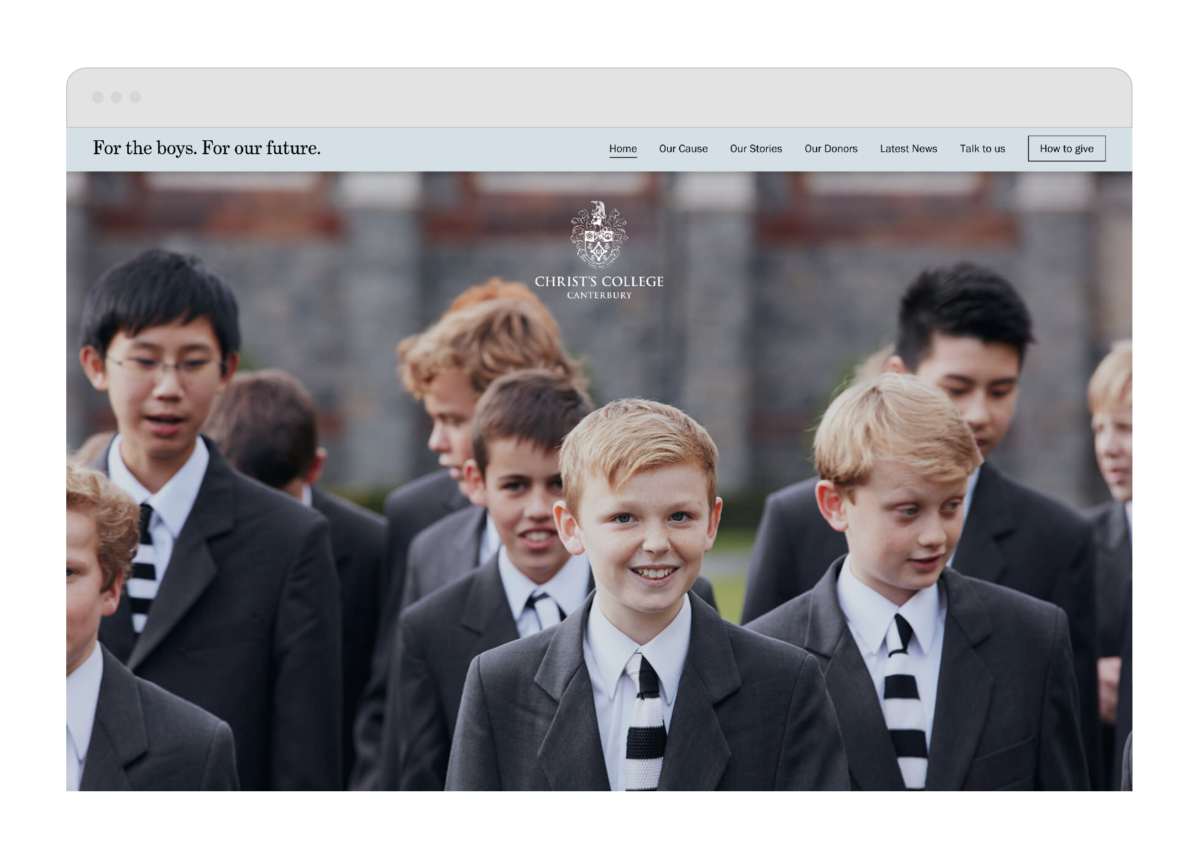 Portfolio 2020 Page Christs College13