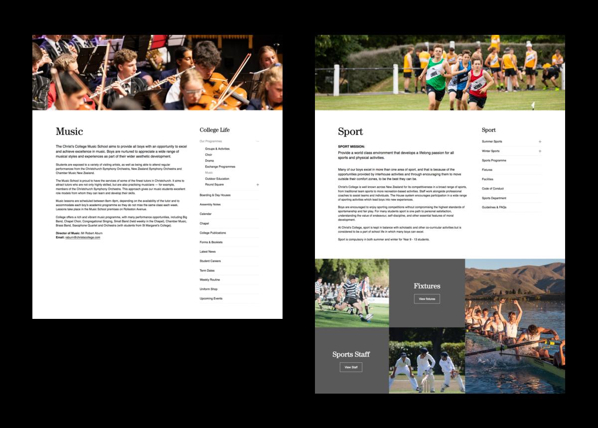 Portfolio 2020 Page Christs College9